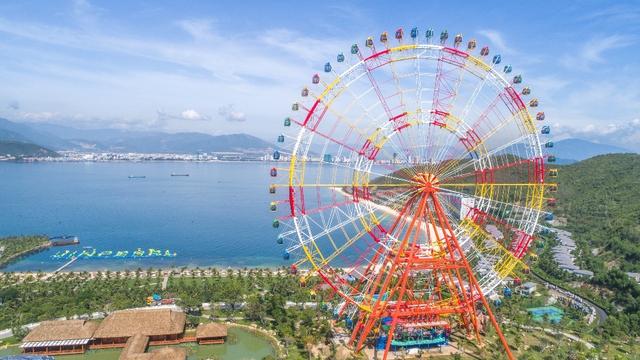 Vinpearl Sky Wheel: kỷ lục mới tại Vinpearl Land Nha Trang - Ảnh 2.