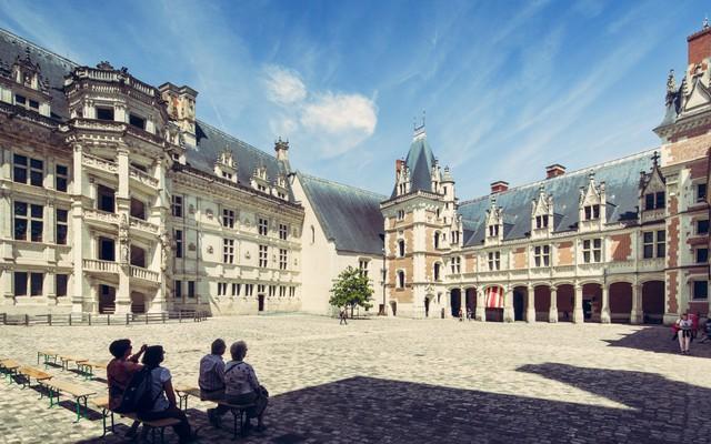 7 lâu đài nhất định phải ngắm khi đến Pháp - Ảnh 3.