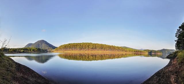 Một ngày bên hồ Tuyền Lâm - Ảnh 1.