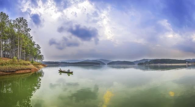 Một ngày bên hồ Tuyền Lâm - Ảnh 3.