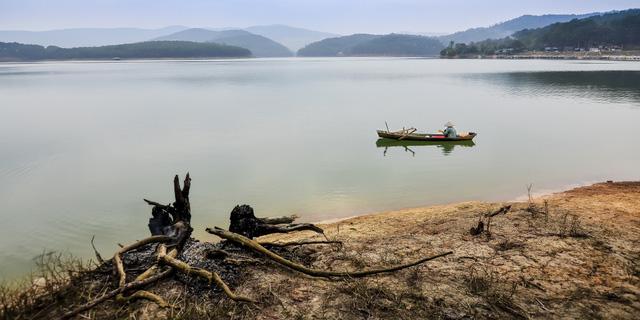 Một ngày bên hồ Tuyền Lâm - Ảnh 4.