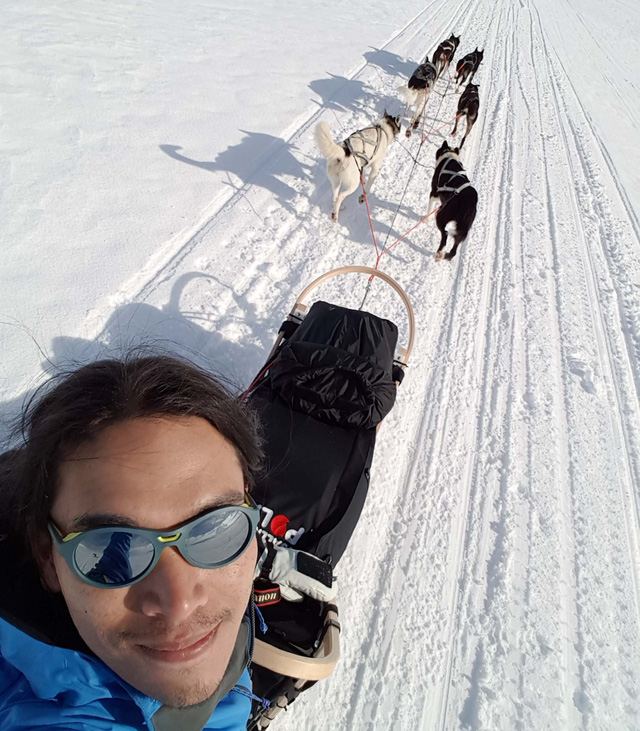 Thám hiểm Bắc Cực cùng chàng trai khoái phiêu lưu Hoàng Lê Giang - Ảnh 2.