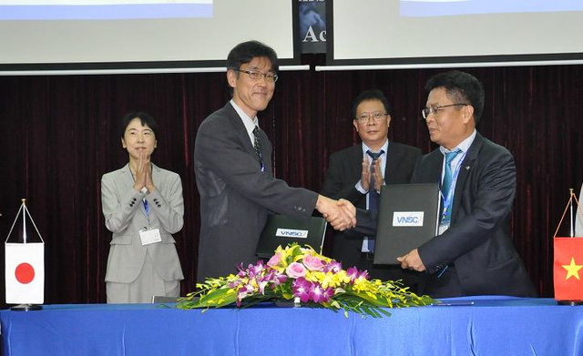 Nhật Bản sẽ cung cấp ảnh vệ tinh quan sát mặt đất cho Việt Nam - Ảnh 1.