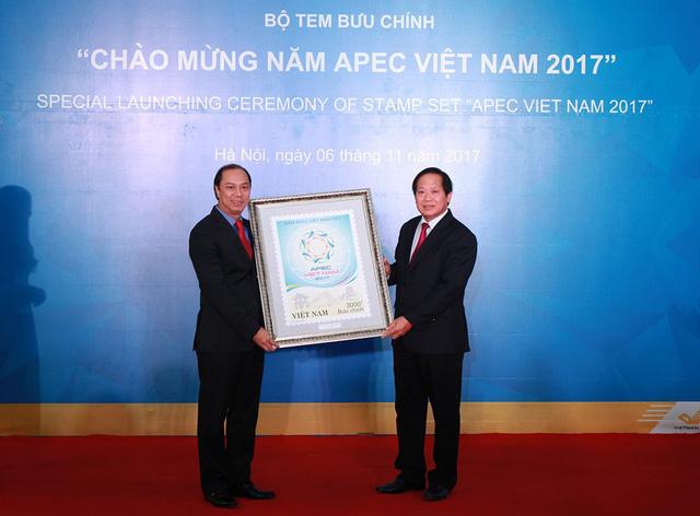"""Tên miền """".VN"""" lên tem Bưu chính Việt Nam - Ảnh 1."""