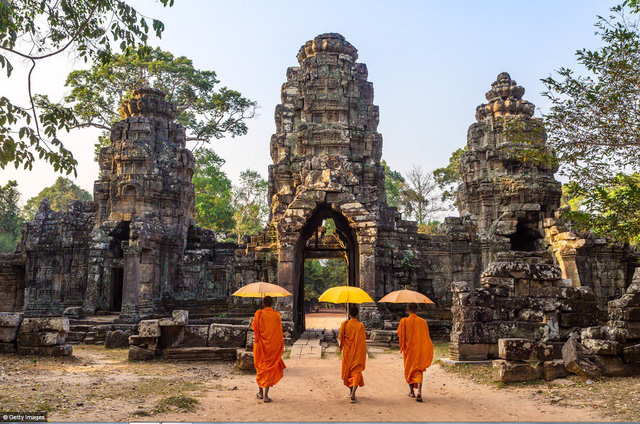 Ghé thăm danh lam thắng cảnh UNESCO qua ảnh - Ảnh 23.