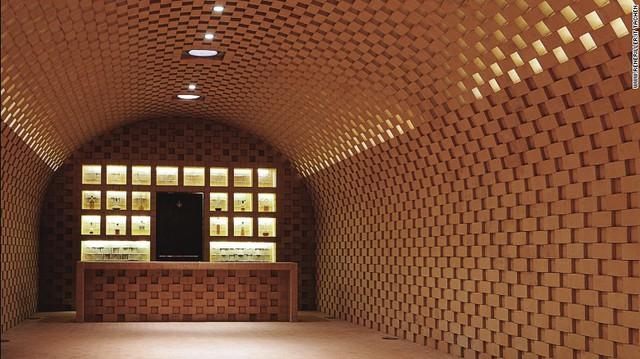 Tham quan 9 công trình bằng gạch đặc sắc nhất thế giới - Ảnh 11.