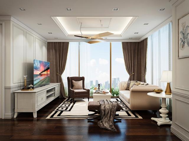 Nâng cấp phòng khách hiện đại với thế hệ TV OLED - Ảnh 3.