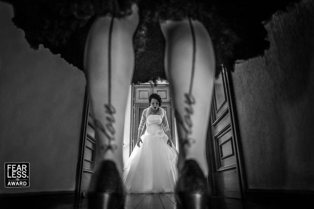 Ảnh cưới của nhiếp ảnh gia gốc Việt đạt giải thưởng Fearless Award - Ảnh 8.