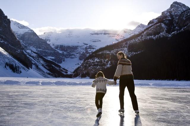 Những hồ băng tự nhiên tuyệt đẹp vào mùa đông - Ảnh 3.
