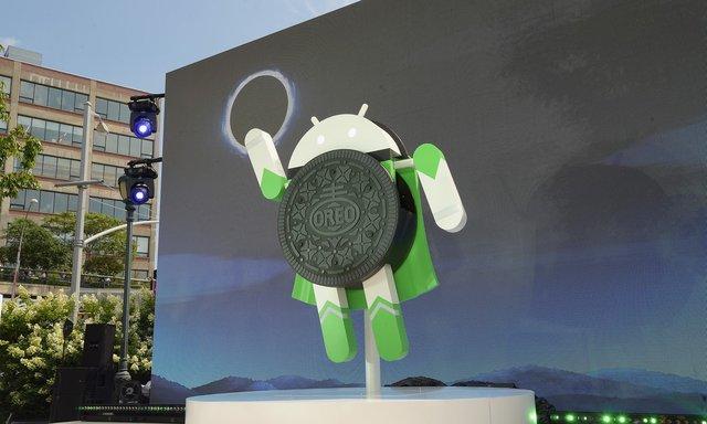 Google chính thức ra mắt Android 8 với tên gọi Oreo - Ảnh 1.