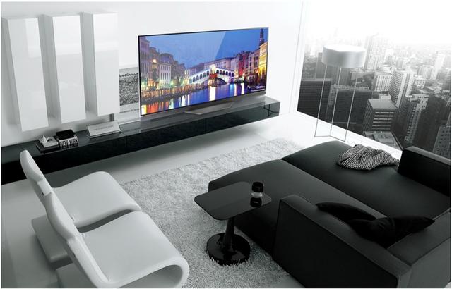 Nâng cấp phòng khách hiện đại với thế hệ TV OLED - Ảnh 4.