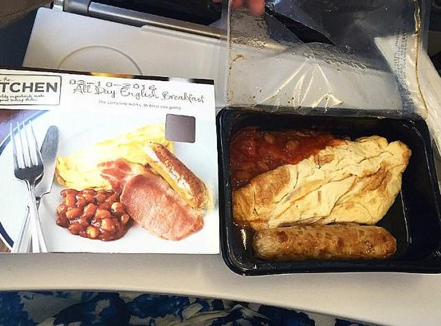 Có bao giờ bạn gặp những món ăn khó nuốt trên máy bay? - Ảnh 7.