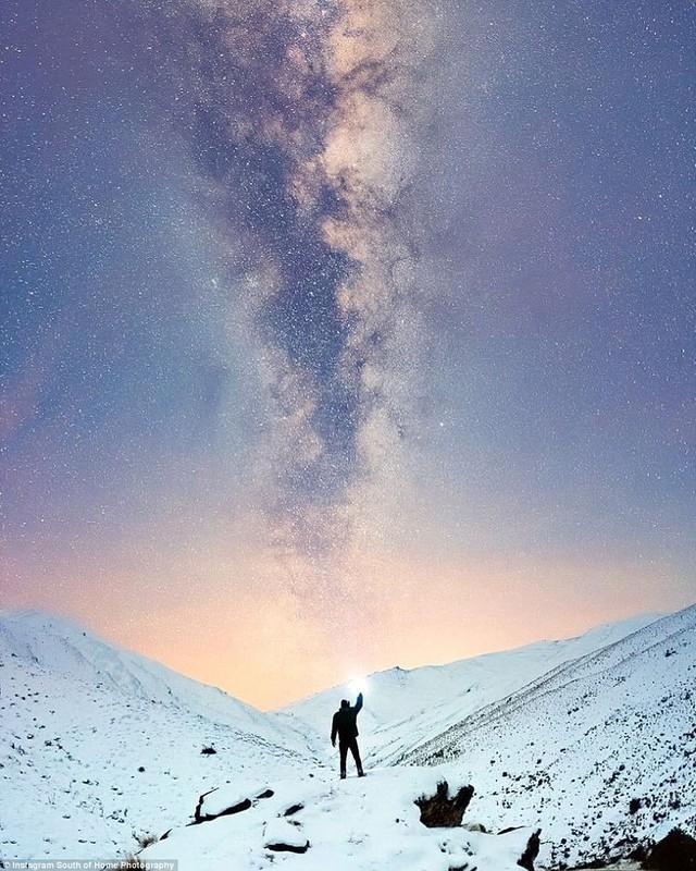 Đến New Zealand ngắm bầu trời đêm đầy sao đẹp như mơ - Ảnh 2.