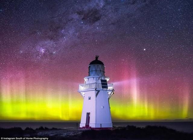 Đến New Zealand ngắm bầu trời đêm đầy sao đẹp như mơ - Ảnh 8.
