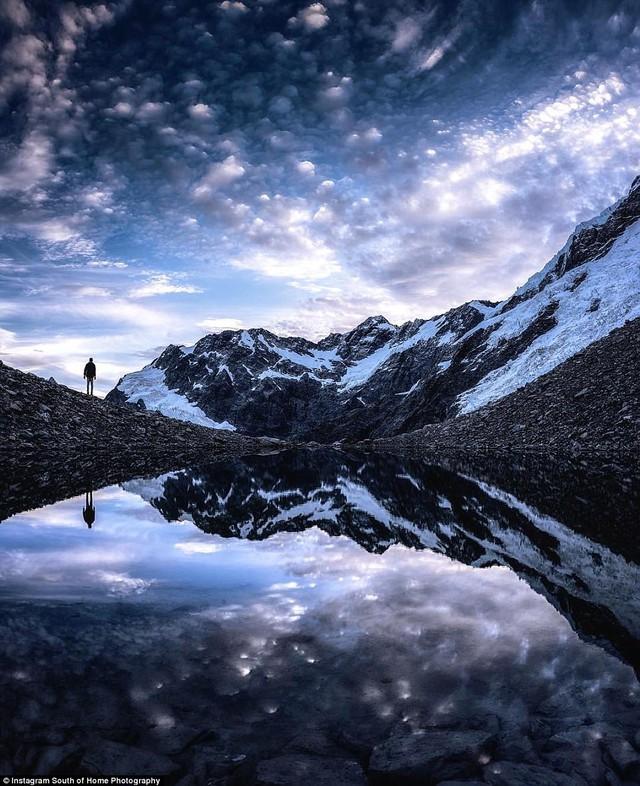Đến New Zealand ngắm bầu trời đêm đầy sao đẹp như mơ - Ảnh 4.