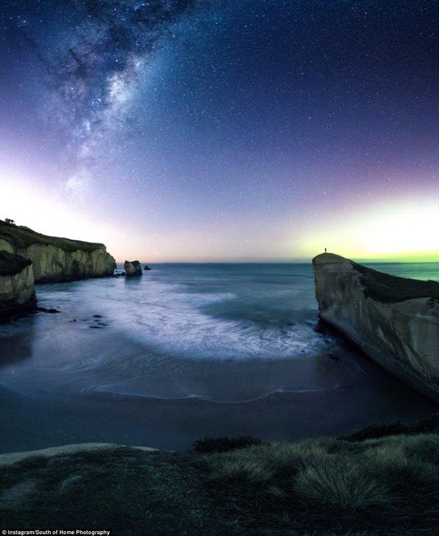 Đến New Zealand ngắm bầu trời đêm đầy sao đẹp như mơ - Ảnh 11.