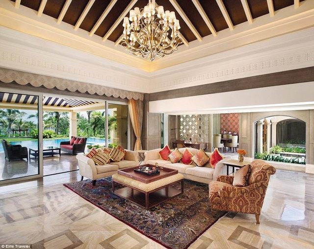 Ngắm 10 phòng suite đắt đỏ nhất thế giới - Ảnh 7.