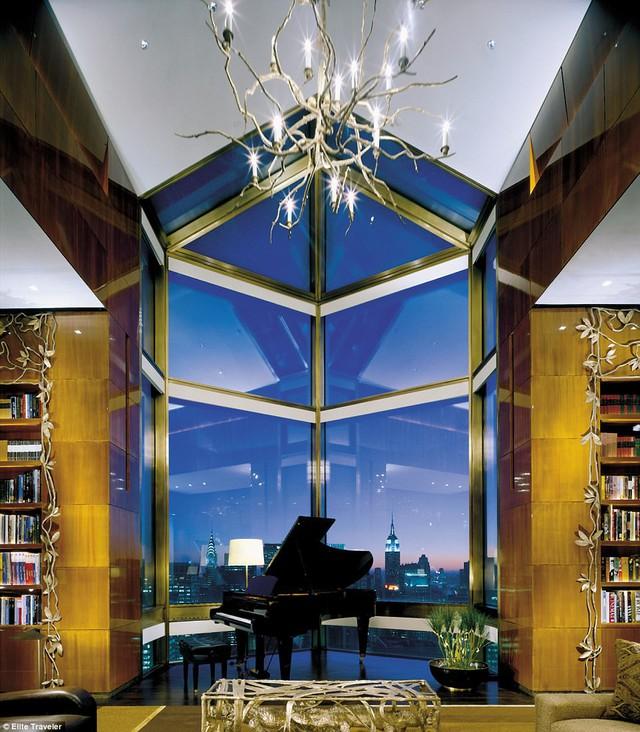 Ngắm 10 phòng suite đắt đỏ nhất thế giới - Ảnh 3.