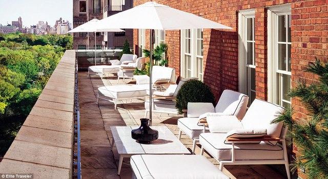 Ngắm 10 phòng suite đắt đỏ nhất thế giới - Ảnh 5.