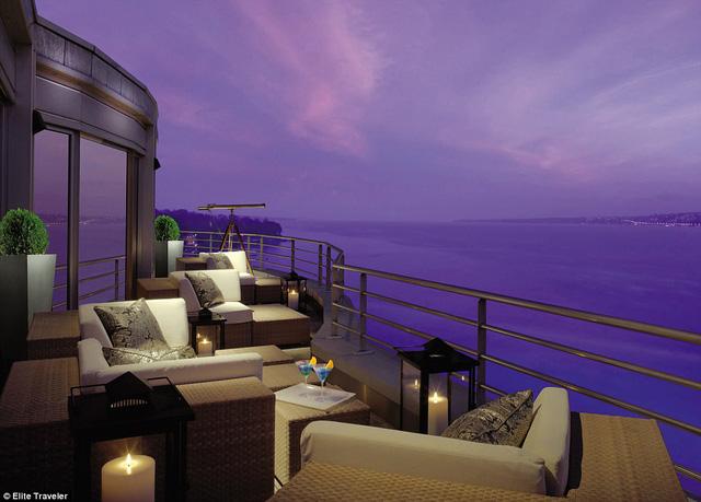 Ngắm 10 phòng suite đắt đỏ nhất thế giới - Ảnh 1.
