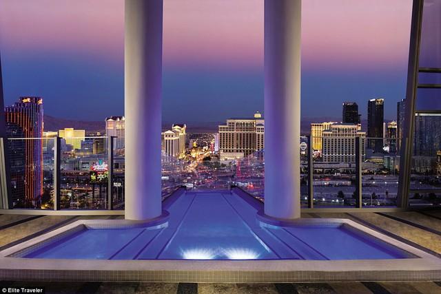 Ngắm 10 phòng suite đắt đỏ nhất thế giới - Ảnh 9.