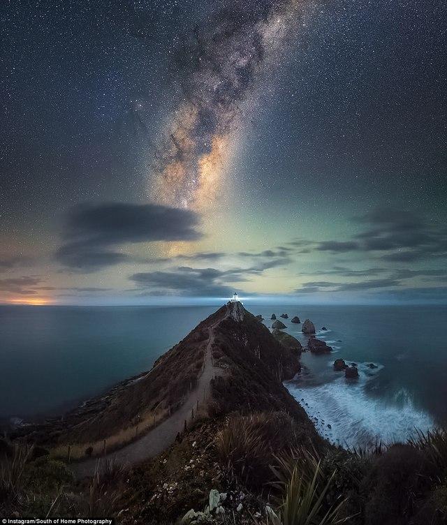 Đến New Zealand ngắm bầu trời đêm đầy sao đẹp như mơ - Ảnh 7.