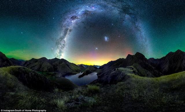 Đến New Zealand ngắm bầu trời đêm đầy sao đẹp như mơ - Ảnh 12.