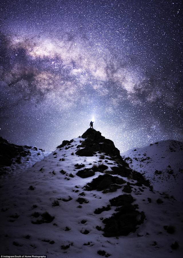 Đến New Zealand ngắm bầu trời đêm đầy sao đẹp như mơ - Ảnh 5.