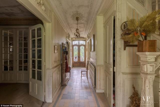 Tham quan căn nhà bị bỏ hoang 20 năm ở Pháp giá 3 tỉ đồng - Ảnh 3.