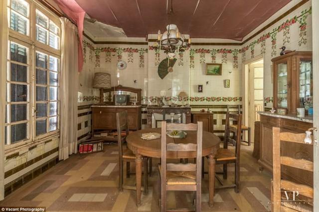 Tham quan căn nhà bị bỏ hoang 20 năm ở Pháp giá 3 tỉ đồng - Ảnh 5.