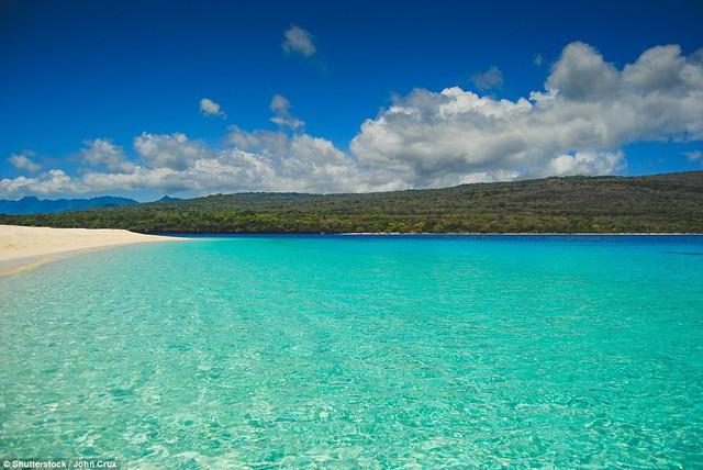 8 hoang đảo đẹp như chốn bồng lai trên thế giới - Ảnh 1.