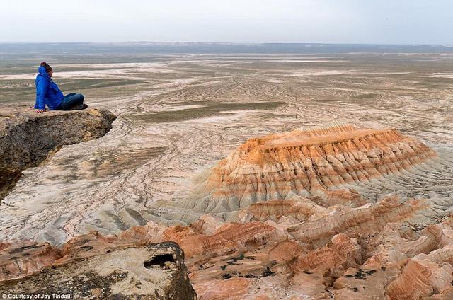 Ghé thăm đất nước bí ẩn Turkmenistan - Ảnh 4.