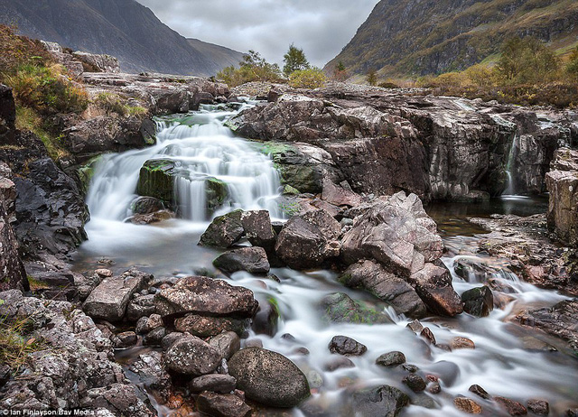 Thiên nhiên nước Anh đẹp nao lòng qua ảnh chụp - Ảnh 1.