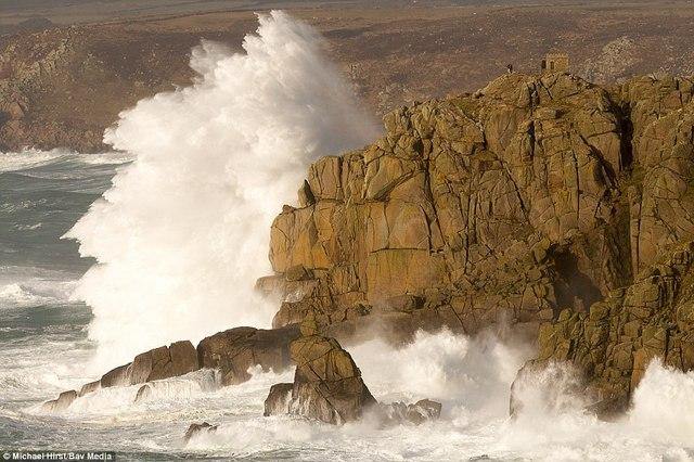 Thiên nhiên nước Anh đẹp nao lòng qua ảnh chụp - Ảnh 7.