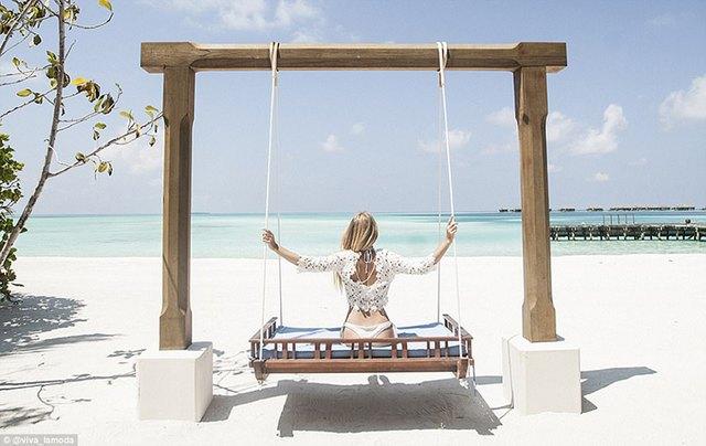 Butler Instagram - dịch vụ mới dành cho khách mê chụp ảnh ở Maldives - Ảnh 1.