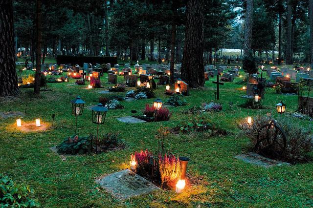 Những nghĩa trang nên đến thăm... trước khi chết! - ảnh 10