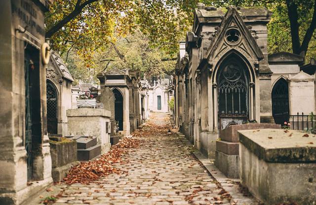 Những nghĩa trang nên đến thăm... trước khi chết! - ảnh 4