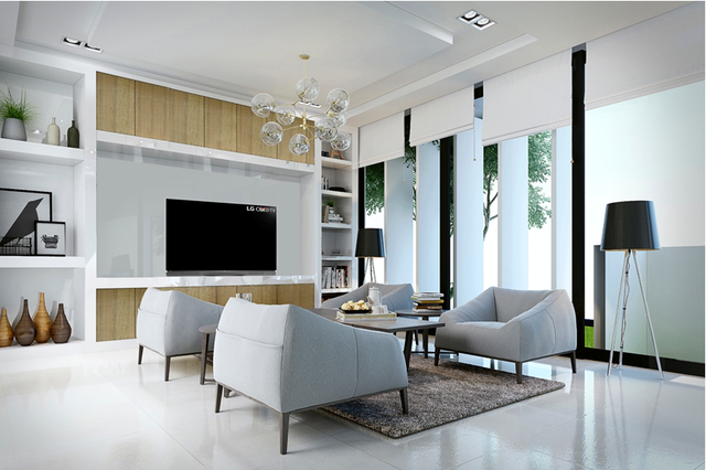Nâng cấp phòng khách hiện đại với thế hệ TV OLED - Ảnh 5.