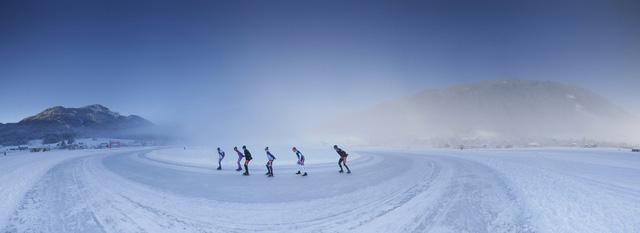 Những hồ băng tự nhiên tuyệt đẹp vào mùa đông - Ảnh 6.