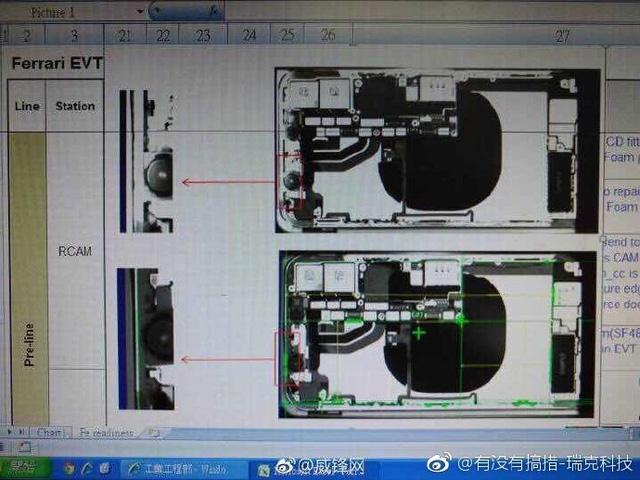 Rò rỉ hình ảnh tiết lộ 2 chi tiết chỉ có trên iPhone 8 - Ảnh 1.