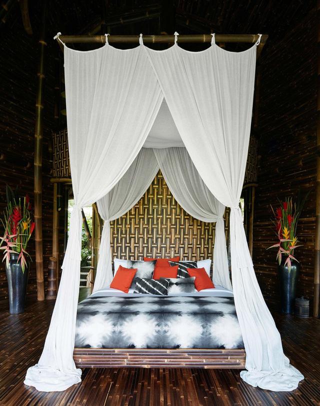 Biệt thự bằng tre độc đáo ở Bali - Ảnh 3.