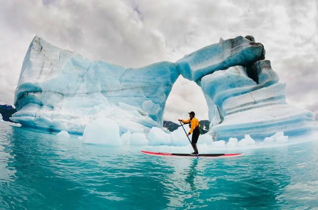 Những khoảnh khắc đẹp của mùa đông thế giới - Ảnh 6.