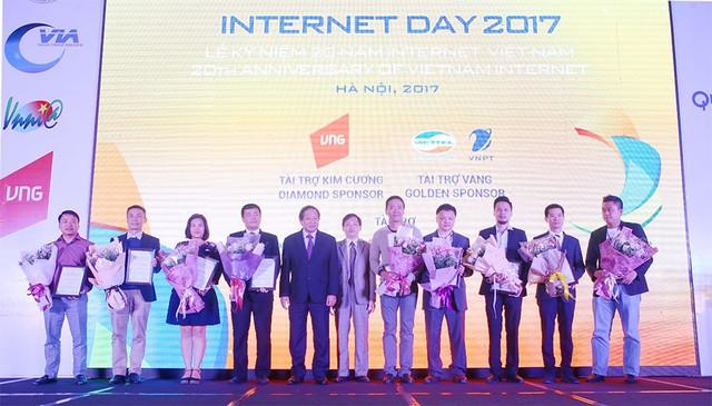 Nhân vật và doanh nghiệp có ảnh hưởng lớn nhất đến Internet VN 2007-2017