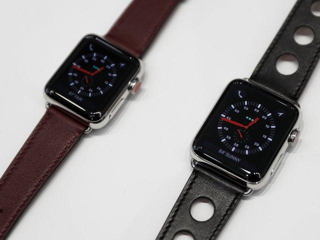 Cận ngày giao hàng, Apple thừa nhận lỗi kết nối mạng của Apple Watch - Ảnh 1.
