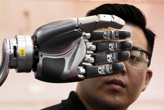 Bất ngờ trước công nghệ robot qua 13 bức ảnh - Ảnh 12.