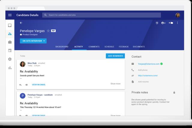 Google tung ra ứng dụng giúp doanh nghiệp tuyển người - Ảnh 1.