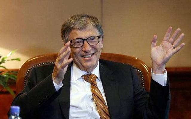 Tỉ phú Bill Gates nói 'không' với iPhone - Ảnh 1.