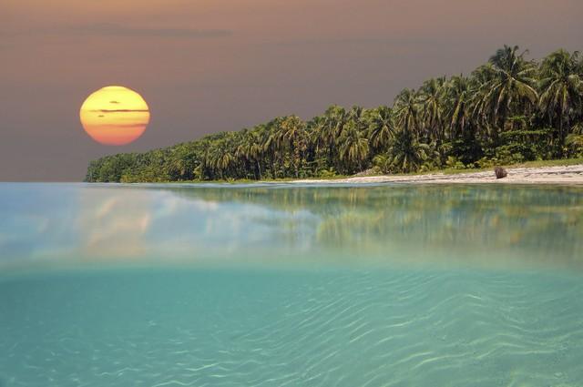 10 bãi biển đẹp nhất thế giới chờ bạn đến tắm