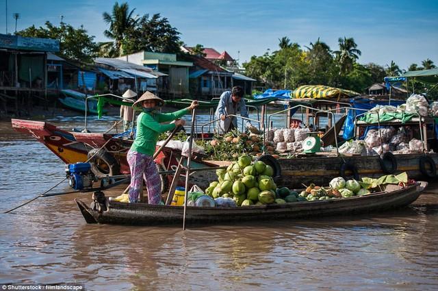Sài Gòn nhộn nhịp, Cần Thơ yên bình, Phú Quốc đẹp mê hồn - Ảnh 1.