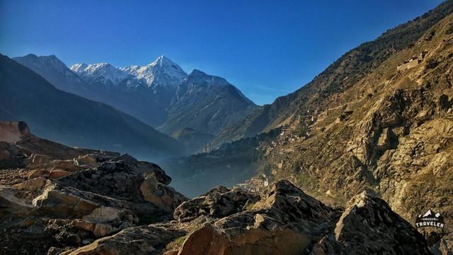 Cao tốc Karakoram: kỳ quan thứ 8 của nhân loại - Ảnh 1.